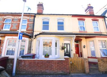 Thumbnail 2 bed terraced house for sale in Catherine Street, Reading, Berkshire