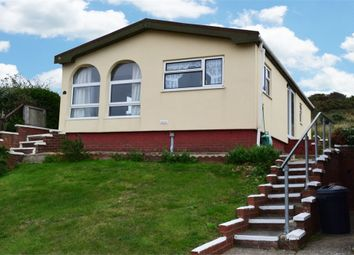 Thumbnail 2 bedroom mobile/park home for sale in Court Farm Road, Newhaven, East Sussex