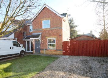 Thumbnail 2 bed semi-detached house to rent in Milburn Way, Howden Le Wear, Crook