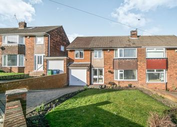 Thumbnail 4 bed semi-detached house for sale in Thornton Crescent, Blaydon-On-Tyne