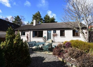 Thumbnail 4 bed detached bungalow for sale in Rowan Park, Carrbridge