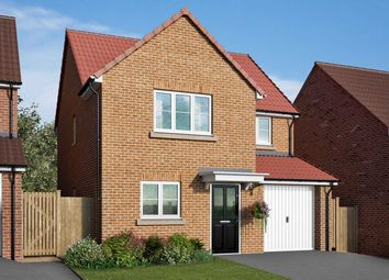"Thumbnail 3 bed detached house for sale in ""The Bagby"" at Stoney Haggs Road, Scarborough"