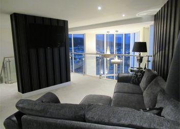 Thumbnail 3 bed flat to rent in Trawler Road, Maritime Quarter, Swansea, West Glamorgan