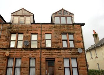 Thumbnail 1 bedroom flat for sale in Kelvin Street, Largs, North Ayrshire, Scotland