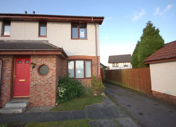 Thumbnail 3 bed semi-detached house to rent in Stratherrick Gardens, Inverness