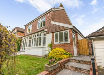 Thumbnail 4 bed detached house for sale in North End Lane, Downe, Orpington
