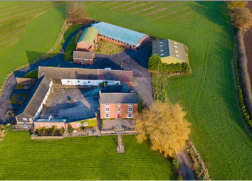 Thumbnail 5 bed farmhouse for sale in Hurley Common, Kingsbury