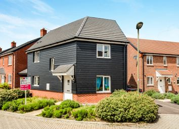 Thumbnail 3 bedroom detached house for sale in Maple Road, Didcot