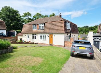 Thumbnail 3 bed semi-detached house for sale in Shelley Close, Orpington