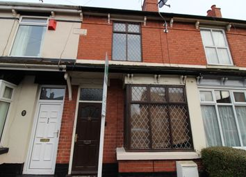Thumbnail 3 bed terraced house to rent in Victoria Road, Wednesfield, Wolverhampton