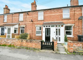 Thumbnail Terraced house for sale in Longcroft Road, Devizes