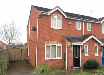 Thumbnail 3 bedroom semi-detached house to rent in Autumn Road, Glen Parva, Leicester