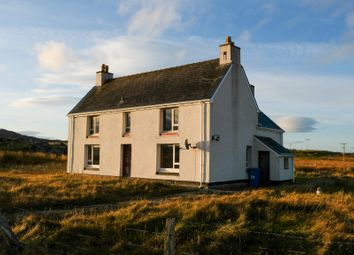 Thumbnail 3 bed detached house for sale in South Shawbost, Isle Of Lewis