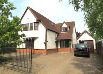 Thumbnail 3 bed semi-detached house for sale in Sutton Road, Eyeworth, Sandy