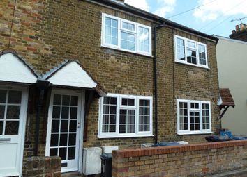 Thumbnail 2 bed terraced house to rent in Trinity Street, Bishops Stortford, Herts
