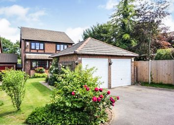 4 bed detached house for sale in Elderberry Close, Clanfield, Waterlooville PO8