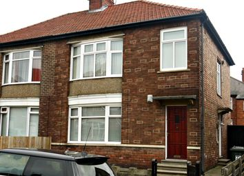 Thumbnail 2 bed flat for sale in Wooler Avenue, North Shields