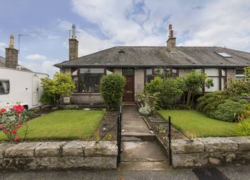 Thumbnail 3 bed semi-detached bungalow for sale in Hilton Avenue, Aberdeen