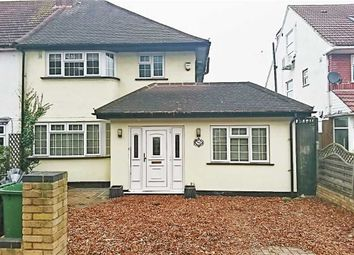 Thumbnail 4 bed semi-detached house to rent in Stains Road, Twickenham, London