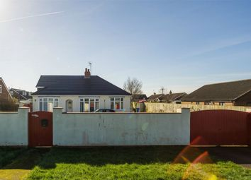 Thumbnail 3 bed detached bungalow for sale in Hull Road, Easington, East Riding Of Yorkshire