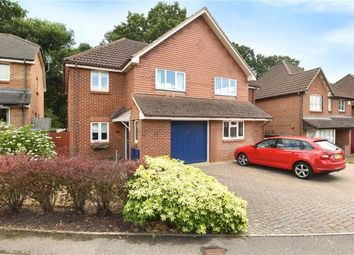 Thumbnail 3 bed semi-detached house for sale in Jessett Drive, Church Crookham, Fleet