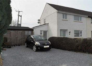 4 bed semi-detached house for sale in Rhydargaeau, Carmarthen SA32