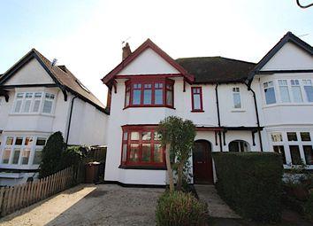 Thumbnail Semi-detached house for sale in Wallis Road, Basingstoke