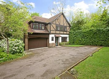 Thumbnail 5 bed detached house to rent in Ash Close, Stanmore