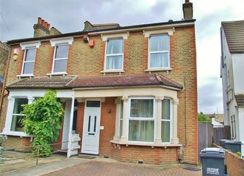 Thumbnail 3 bed semi-detached house to rent in Edith Road, London