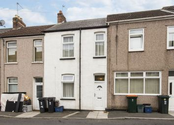 Thumbnail 2 bed terraced house for sale in Lambert Street, Newport