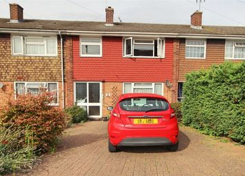 Thumbnail 3 bed terraced house for sale in Bramwoods Road, Chelmsford, Essex