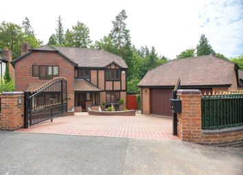 Thumbnail 5 bedroom detached house for sale in Oakdene, Sunningdale, Berkshire