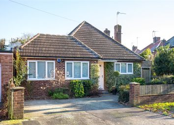 Thumbnail 4 bedroom bungalow for sale in Ashley Walk, Mill Hill, London