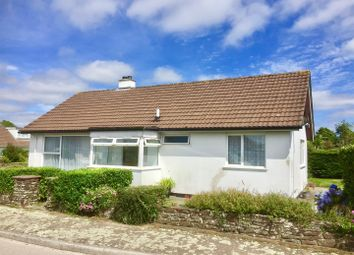 Thumbnail 3 bed semi-detached bungalow for sale in Knights Meadow, Carnon Downs, Truro