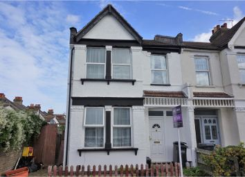 Thumbnail 3 bed end terrace house for sale in Tudor Road, South Norwood