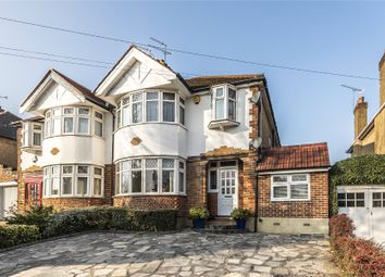 Thumbnail 4 bed semi-detached house for sale in Longland Drive, Totteridge