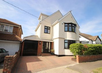 Thumbnail 4 bed detached house for sale in Queens Road, Benfleet