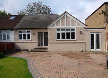Thumbnail 3 bed semi-detached bungalow for sale in Powder Mill Lane, Twickenham
