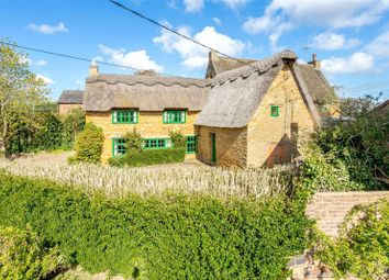 Thumbnail 4 bed detached house for sale in Main Street, Drayton, Market Harborough