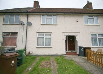 Thumbnail 2 bedroom terraced house to rent in Rugby Road, Dagenham