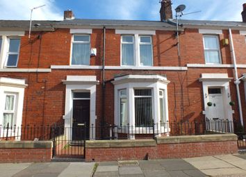 Thumbnail 5 bedroom terraced house for sale in Wingrove Avenue, Newcastle Upon Tyne