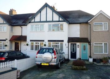 Thumbnail 2 bedroom terraced house for sale in Gilders Road, Chessington