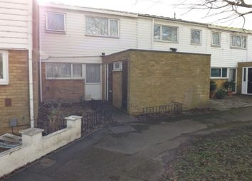 Thumbnail 3 bed terraced house for sale in Bloomsbury Gardens, Houghton Regis, Dunstable
