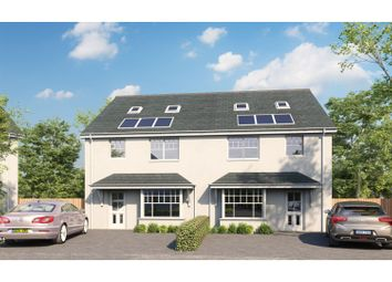 Thumbnail 3 bed semi-detached house for sale in Plot 15 Carpenters Fields Templeton, Narberth