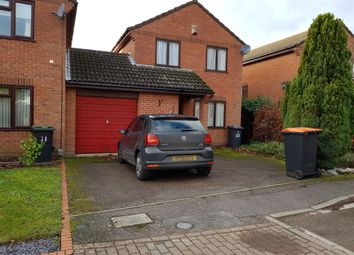 Thumbnail 3 bed detached house to rent in Whittingstall Avenue, Kempston