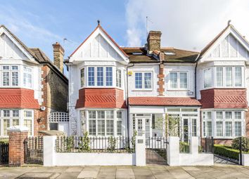 Thumbnail 4 bed property for sale in Airedale Avenue South, London