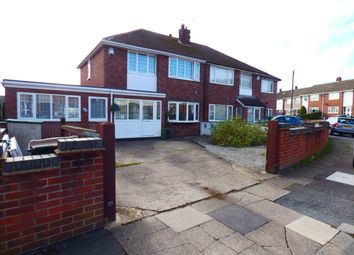 Thumbnail 4 bed semi-detached house for sale in Malmesbury Road, Whitmore Park, Coventry