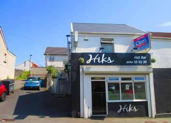 Thumbnail Retail premises for sale in Llangyfelach Road, Brynhyfryd, Swansea, City & County Of Swansea.