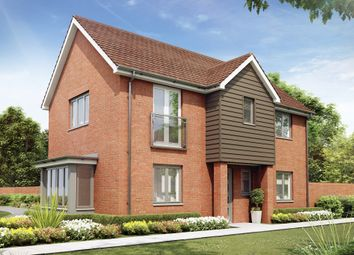Thumbnail 3 bedroom end terrace house for sale in Claypit Close, Bursledon