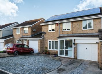 Thumbnail 4 bed detached house for sale in Kenmare Drive, Plympton, Plymouth